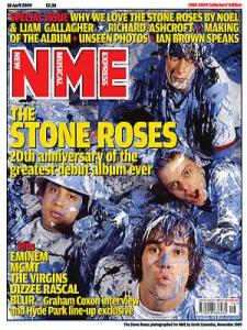 Stone Roses 20th Anniversary cover
